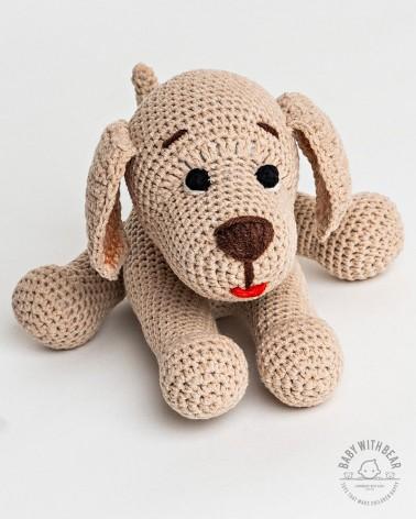 Amigurumi Doggy BWB - Doggy Light Brown