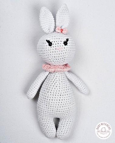 Amigurumi BWB - Bunny White & Pink