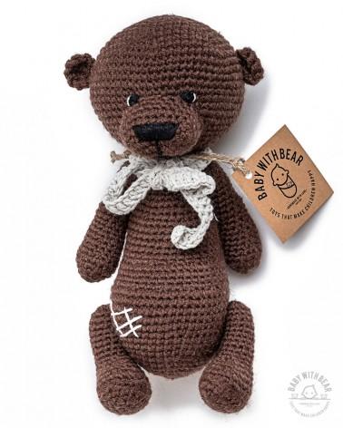 Amigurumi Bear BWB - Bear Miki - Brown