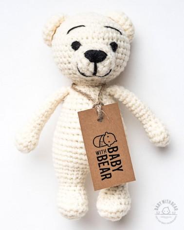 Amigurumi Bear BWB - Bear Tobi - Baby with Bear