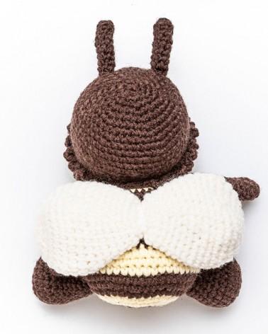 Amigurumi Bee BWB - Bee Toy Baby with Bear
