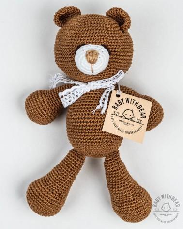 Amigurumi Teddy Bear BWB - Teddy Bear Light Brown