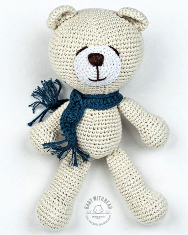 Amigurumi Teddy Bear BWB - Teddy Bear Beige
