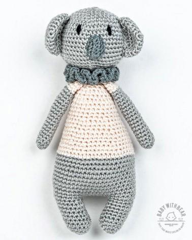 Amigurumi Koala Bear BWB - Koala with Bow