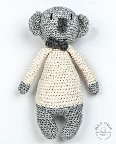 Amigurumi Koala Bear BWB - Koala with Collar